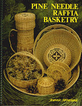 Pine Needle Raffia Basketry cover